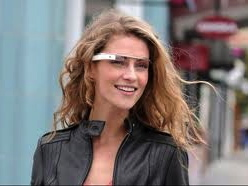 Google Gives Glimpse Of Internet Glasses