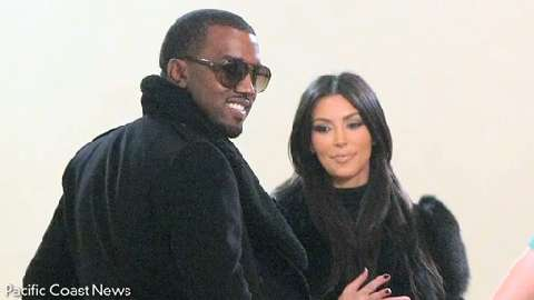 Kanye Professes Love For Kim Kardashian In New Song