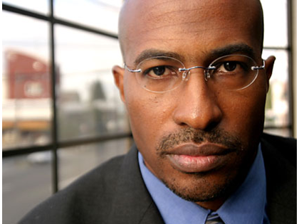 Van Jones: Koch Bros To Blame For Trayvon Shooting