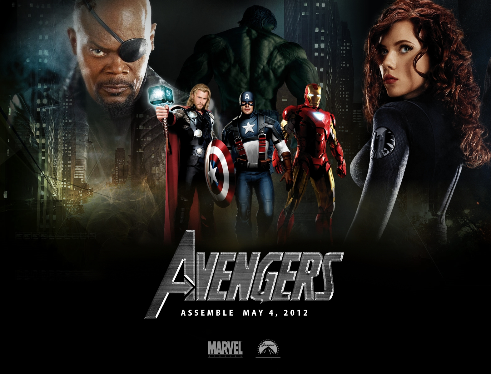 New Online Peek: 'The Avengers'