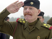 Report: Video Appears To Show Top Saddam Deputy