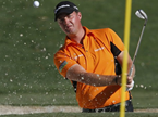 Hanson Keeps Lead At Masters
