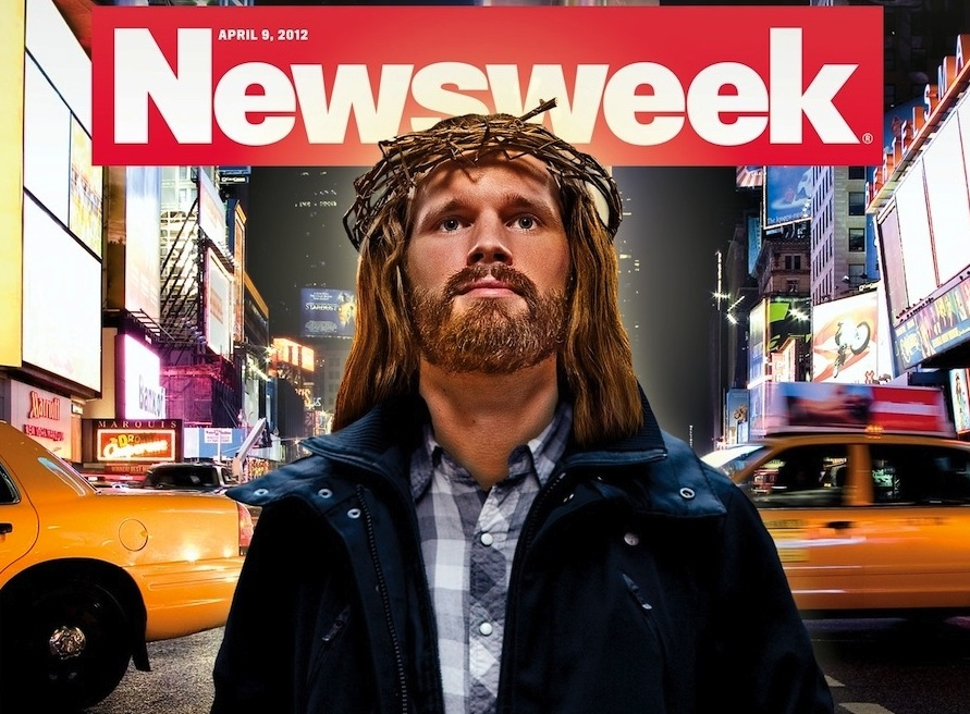 Rick Warren: 'Newsweek' Exploiting Easter With Religious Cover
