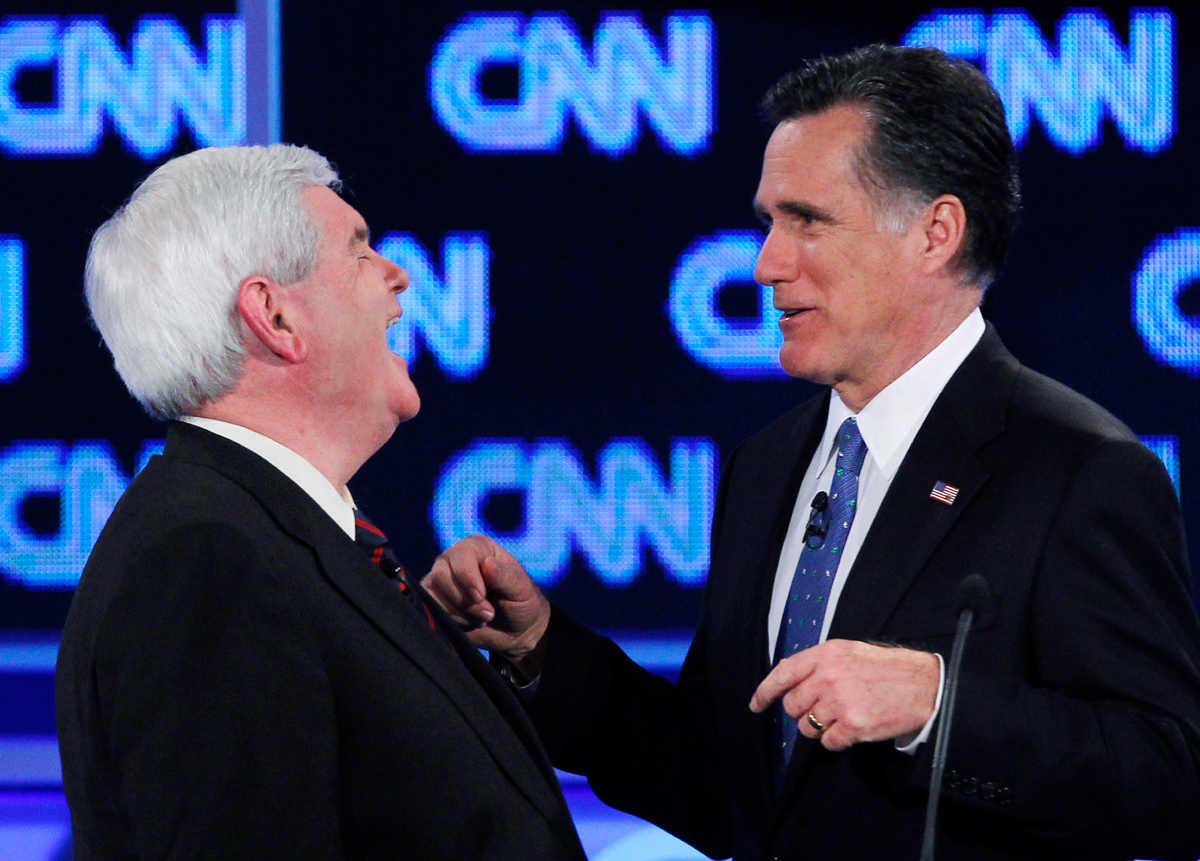 Gingrich: Romney Will 'Most Likely' Be Republican Nominee