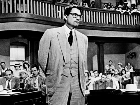 Obama Introduces 'To Kill A Mockingbird'