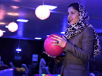 Afghanistan's First Bowling Alley Opens In Kabul