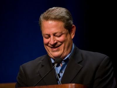 Margaret Carlson: Al Gore 'A Prophet'