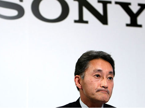 Sony Announces 10,000 Job Cuts