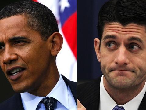 Ryan: Obama Throwing 'Tantrum'