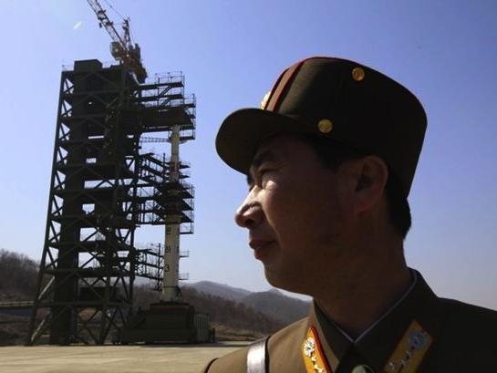North Korea: Rocket Fueling Under Way