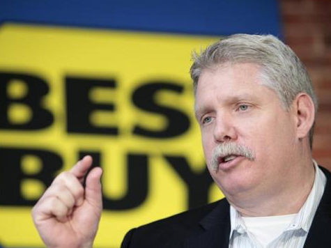 Best Buy CEO Resigns