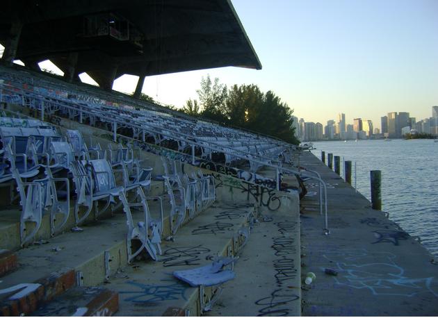 Miami Marine Stadium May Get Second Chance