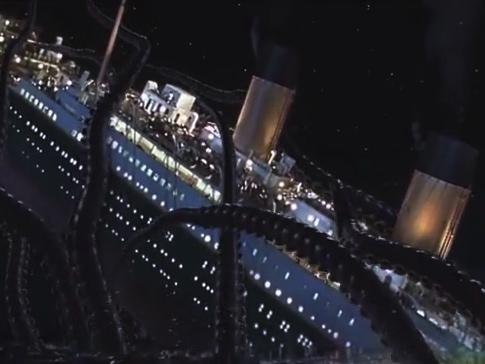 Lucas, Cameron, Abrams, Bay Bring You 'Titanic 4D'!