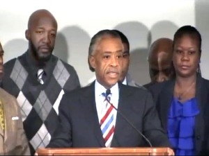 Sharpton Victory Lap; Compares Trayvon Case To Selma