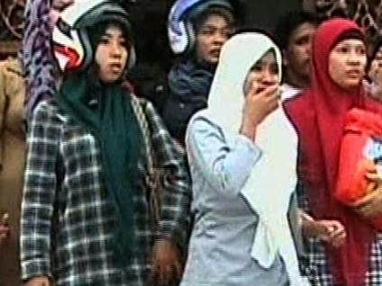 Aftershocks Shake Indonesia
