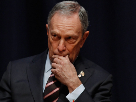 Bloomberg Loses Cool At Zimmerman Press Conference