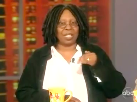 Whoopi: Rosen Spoke Before She Thought