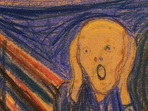Iconic Painting 'The Scream' Expected To Fetch $80 Million At New York Auction