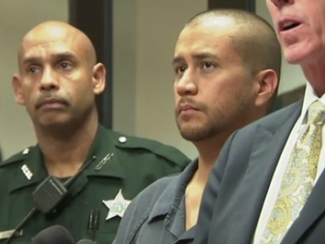 Zimmerman First Court Appearance