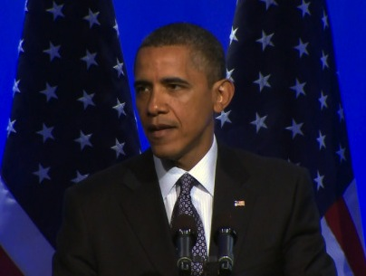 Obama's Misogynistic Joke: This Place Is Full Of Women Creating Havoc