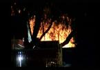 Flames Seen Near Calif. Standoff