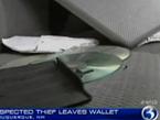 Mensa: Suspected Thief Leaves Wallet In Stolen Car