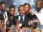 Rally Organizer Sharpton Scolds Reporter: 'Are You Advocating Or Intervewing?'