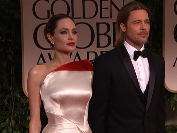 Are Angelina And Brad Engaged?