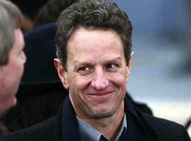 Geithner: Romney's Statements On Women 'Ridiculous'