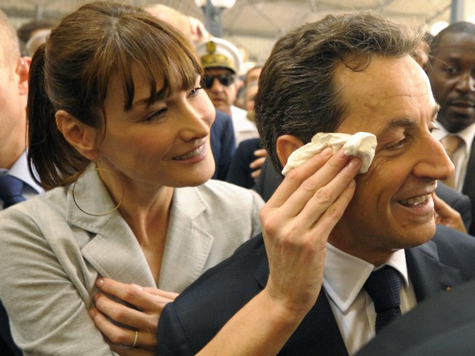 Agence France-Presse Slams Sarkozy Re-Election Bid
