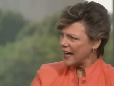 Cokie Roberts To Obama Campaign Advisor: 'Not As Bad As It Could Have Been' Not 'Good Campaign Slogan'