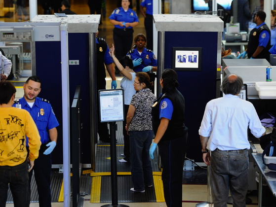 New TSA Scanner To Speed Up ID Process