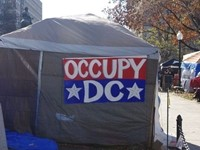 Anti-Semitism At  Occupy DC's 'Emancipation Day'