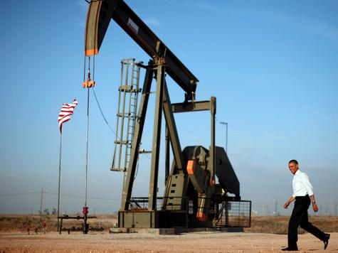 Obama Talks Oil