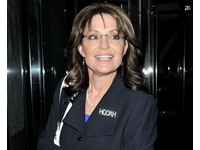 Stewart Mocks Palin's 'Hooah' Pin