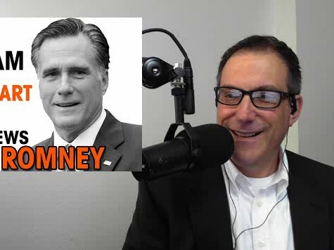 Romney: The Breitbart News Interview