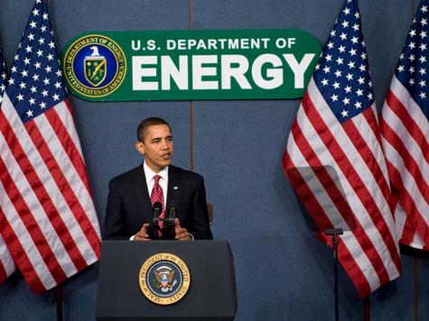 Obama's Department Of Energy: We Weren't Prepared To Handle Stimulus Money