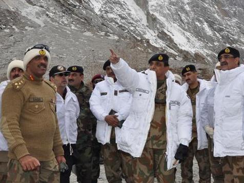 Pakistan Makes Rare Call For Demilitarization