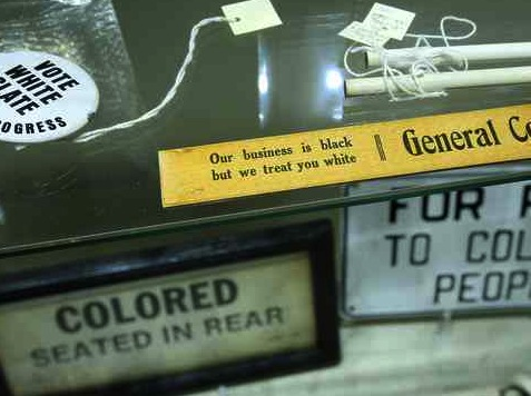 Jim Crow Museum Aims To Teach Tolerance