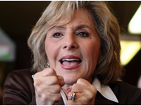 Barbara Boxer: 'If You're A Self-Respecting Human Being,' 'Vote For Obama'