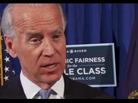 Biden: Republicans Will 'Carpet Bomb' Obama With Negative Ads