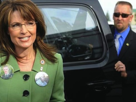 Secret Service Agent Who 'Checked Out' Palin Will Retire