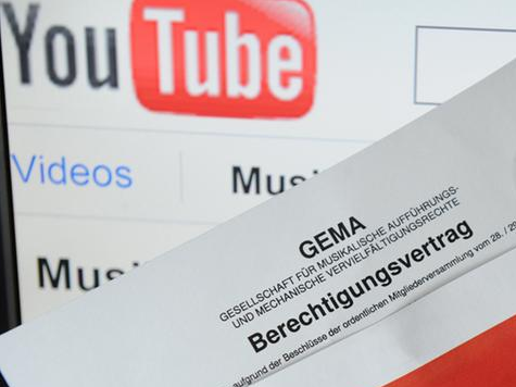 Google/YouTube In German Court
