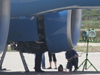 Biden's Plane Involved In A Bird Strike