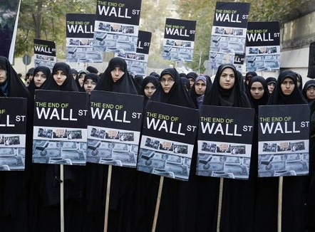 Tehran Conference On 'Occupy Movement' Focuses On 'Zionism'