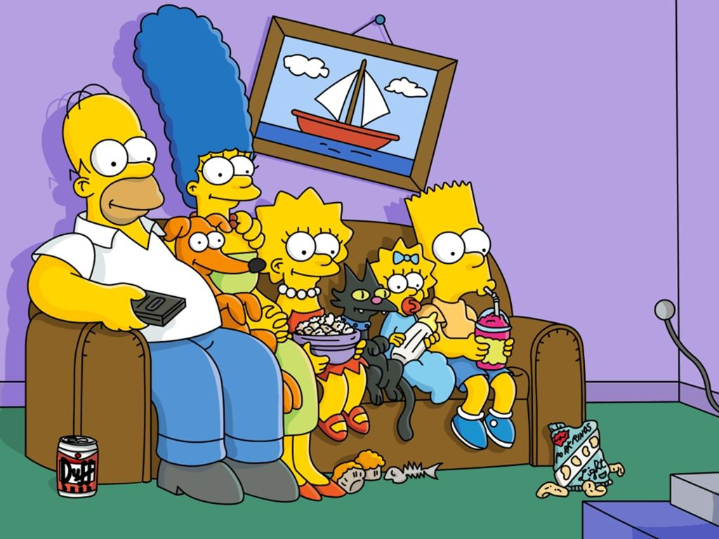 'Simpsons' Uses 25th Anniversary Of Fox Television To Attack Fox News