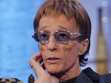 Bee Gees Singer Out Of Coma