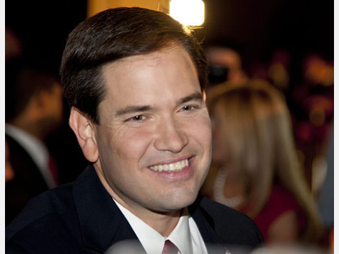 Rubio On VP Questions: 'I'm Not Going To Discuss It Anymore'
