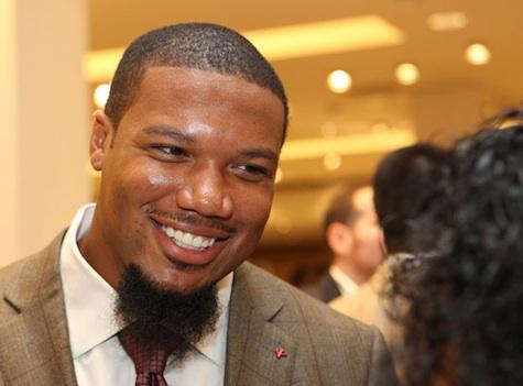 Atlanta Falcons RB Michael Turner Pranked