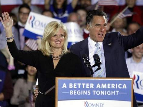 NBC News: Is Romney Using His Wife's Cancer, MS To 'Close Gender Gap'?
